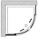 Platino semicircolare