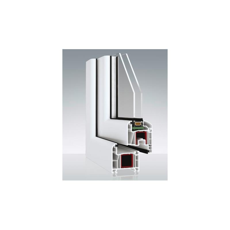 Porta finestra a un anta 5 camere 71x258 porte shop - Porta finestra o portafinestra ...