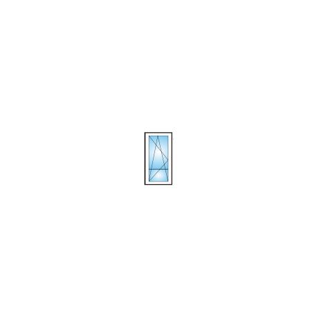 porta finestra a un anta 5 camere con traverso